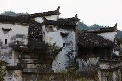 Cenas da vila de Xicun, China Imagens de Stock Royalty Free