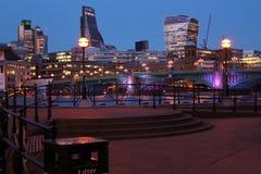 Cenas de Londres Fotografia de Stock Royalty Free