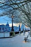 Cenas de Londres Fotografia de Stock