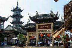 Cenas de Suzhou, aka de chinês Veneza Fotos de Stock