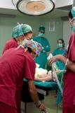 Cenas do hospital Foto de Stock Royalty Free
