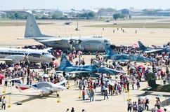 Cenas dos aviões Imagens de Stock Royalty Free