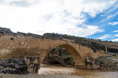 Cendere Bridge Royalty Free Stock Images