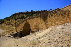 Cendere bridge in Turkey Stock Photography