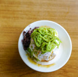 Cendol A Cold Dessert Stock Photography