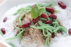 Cendol Close Up Stock Images