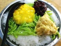 Cendol de durian images libres de droits
