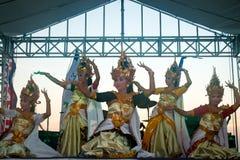 Cendrawasih Dancer. Stock Image