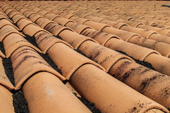 Cendres de l'Etna Photos libres de droits