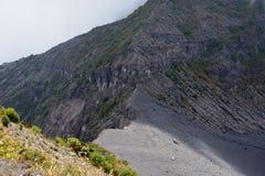 Cendres de volcan Photos libres de droits