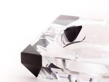 Cendrier chic fait de verre #1 Photographie stock