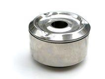 Cendrier en métal Image libre de droits