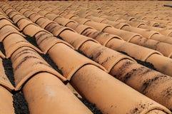 Ceneri di Etna Fotografie Stock Libere da Diritti