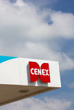 Cenex Gas Station Exterior Royalty Free Stock Images