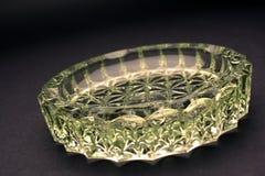 Cenicero de cristal Imagen de archivo