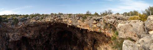 Cennet Cehennem Caves Royalty Free Stock Photos