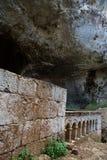 Cennet Cehennem Caves Royalty Free Stock Images