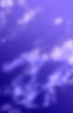 Cenni storici blu Fotografia Stock