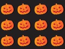 Cenni storici del partito di Halloween Fotografie Stock