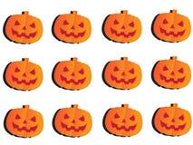Cenni storici del partito di Halloween Fotografia Stock Libera da Diritti