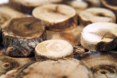 Cenni storici di legno Immagini Stock Libere da Diritti