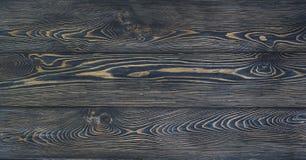 Cenni storici di legno scuri delle plance Immagine Stock