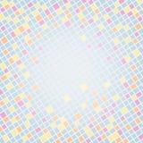 Cenni storici multicolori del mosaico Fotografie Stock