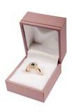 Cenny pierścionek Zdjęcie Royalty Free