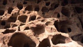 Cenobio de Valeron, archeological περιοχή, αυτόχθονες σπηλιές στο μεγάλο καναρίνι, Κανάρια νησιά φιλμ μικρού μήκους