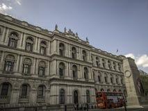 Cenopath nahe 7 Whitehall Lizenzfreies Stockfoto