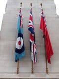 Cenotafiet London Arkivfoton