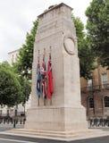 Cenotafiet, London Royaltyfri Bild