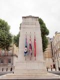 Cenotafiet, London Royaltyfri Foto