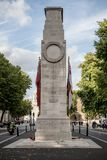 Cenotafiet, Whitehall Arkivbilder