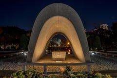 Cenotafio conmemorativo de la paz fotos de archivo