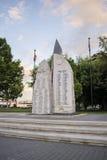 cenotaph Royalty-vrije Stock Foto's