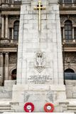 Glasgow Cenotaph Royalty Free Stock Photography