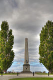 Cenotaph, Hobart. Hobart War Memorial, also known as the Cenotaph royalty free stock photography