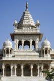 cenotaph india jodhpur rajasthan Fotografering för Bildbyråer