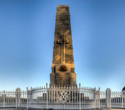Cenotaph of the Kings Park War Memorial in Perth Royalty Free Stock Photography