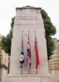 cenotaph london Arkivfoto