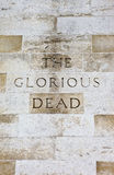 The Cenotaph in London Royalty Free Stock Photography