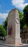 Cenotaph, Londra Fotografia Stock Libera da Diritti