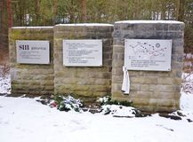 Cenotaph/monument-1 Stock Photo
