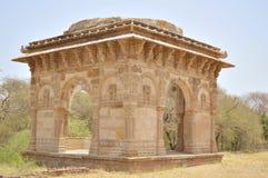 Cenotaph, Nagina Masjid(mosque), chapaner, Gujarat Royalty Free Stock Image