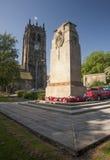Cenotaph przy Halifax ministrem zdjęcie stock
