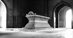 Cenotaph of Safdarjung, New Delhi Stock Photos