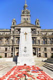 The Cenotaph war memorial Royalty Free Stock Photo