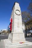 Cenotaph War Memorial in London Stock Images