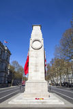 The Cenotaph War Memorial in London Stock Photo